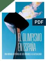 El Olimpismo en España