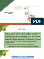 CASO-I psoriasis - escabiosis