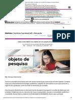 Saiba como definir seu objeto em um projeto de pesquisa _ Joaquim Nabuco.pdf