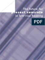 Precast Concrete for Low-rise
