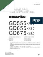 Patrola Komatsu GD555.pdf