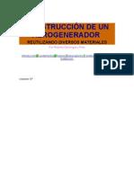 CONSTRUCCIÓN DE UN AEROGENERADOR