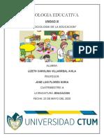 PSICOLOGIA EDUCATIV sociologia