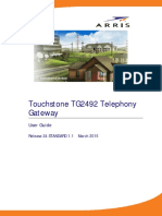 Router TG2492S-CE User Guide