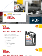 Catalogo de Productos Shell - Junio 2018