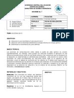 Informe Quimica Inorganica