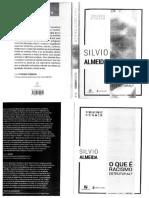 O Que é Racismo Estrutural - Sílvio Almeida