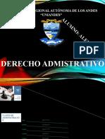 ALEX GUANO DERECHO ADMINISTRATIVO