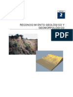 RECONOCIMIENTO GEOLÓGICO Y GEOMORFOLÓGICO Palmira - Tulua y Buga