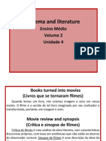 Unidade 4 - Cinema and Literature
