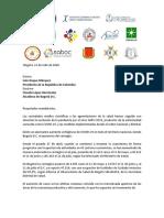 Propuesta integral manejo Pandemia en Col y Btá.