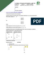 Matemat Números Pares e Impares Del 13 Al 31 de Julio