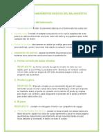 DESARROLLO FUNDAMENTOS BASICOS DEL BALONCESTOS