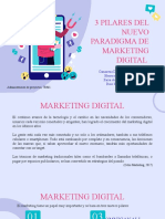 3 PILARES DEL NUEVO PARADIGMA DE MARKETING DIGITAL