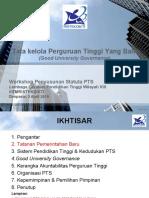 Tata-Kelola-PT-Yang-Baik-Workshop-Penyusunan-Statuta-PTS