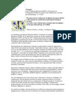 Carta Ecuménica de Europapdf