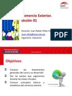 COMERCIO EXTERIOR SESIÓN 1