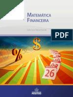Matemática Financeira Organizacional - Positivo