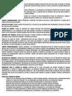 ACORDEON UV - ESTUDIO DE TIEMPOS