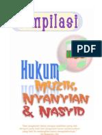 Kompilasi Hukum Muzik, Nyanyian dan Nasyid