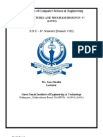 Dspd Cse-4 Course File 09-10