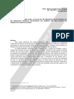 Modelo Financeiro para Avaliação de Projetos de Incineração de Resíduos Sólidos Municipais