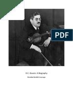 Demtrius Dounis Biography