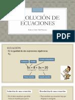 HM2 - Resolución de ecuaciones