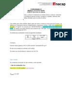 Termo II C13 GUÍA N°5 Ejercicios de calderas