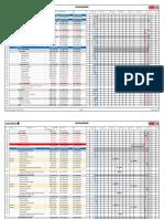 Sea worker Project schedule 24-04-2020