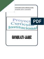 P.C.I. GUAYAQUI ALTO