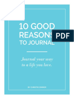 10_Good_Reasons_to_Journal_An_E_Book_by_Christie_Zimmer