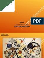 Abstracionismo Características e Manifestações.ppt