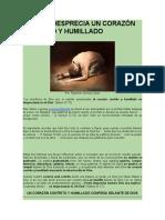 DIOS NO DESPRECIA UN CORAZÓN CONTRITO Y HUMILLADO.docx