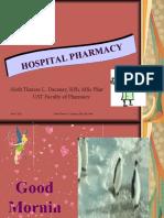 Hospital Pharmacy 2010