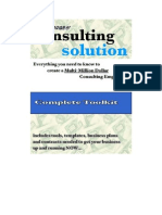 The Consulting Solution