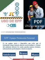 USO CORRECTO DE EPP.ppt