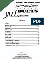15 Jazz Duets