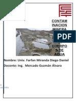 Contaminacion Minera en Bolivia en cuerpos de agua.docx