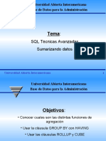 UAI - SQL Tecnicas Avanzadas 3