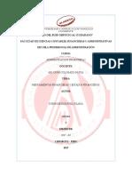 ACTIVIDAD N° 05 - INFORME DE TRABAJO COLABORATIVO II UNIDAD