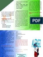 Alergi Leaflet
