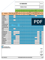 HSE Training Matrix