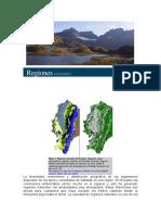 Bioregiones del Ecuador