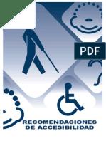 Accesibilidad Para Discapacitados