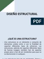 DISEÑO ESTRUCTURAL SEMANA 1-2