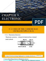 CHAPTER 9 electronic