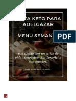 Dieta cetogenica ebook