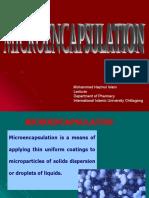 Microencapsulations