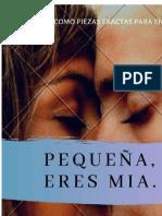 Pequeña, eres mia- Jean Salas